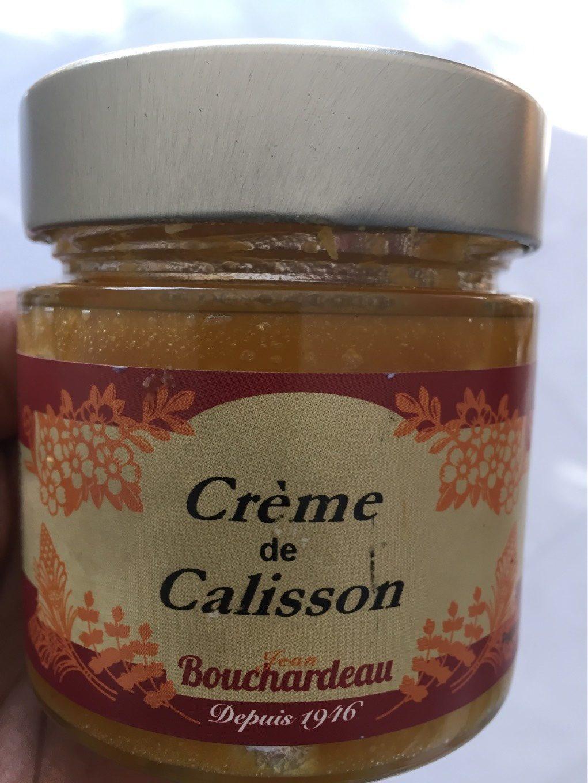 Creme calisson - Produit