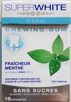 Chewing Gum - Produit