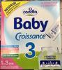 Baby croissance 3 - Produkt