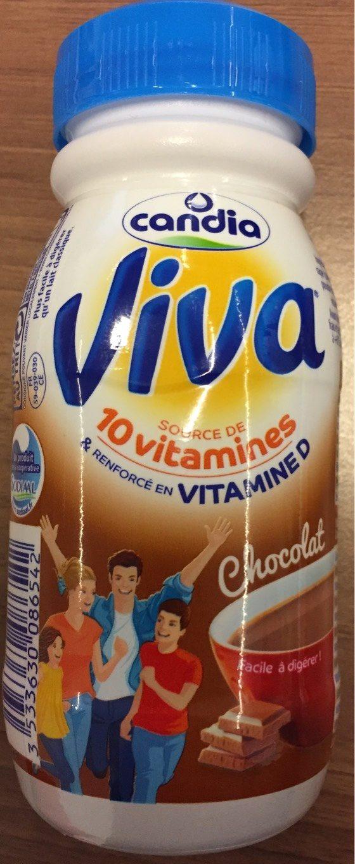 Viva chocolat  25cl - Product