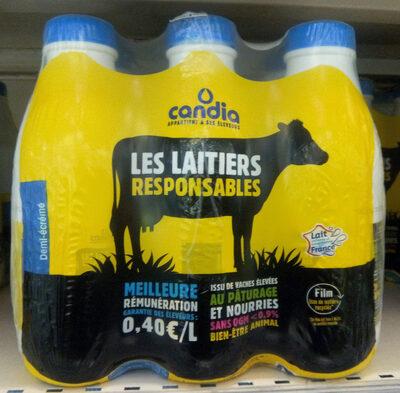 Grandlait laitiers responsable - Produit - fr