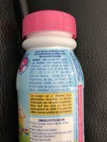 Lait bébé liquide de 10 mois à 3 ans, vanille Can - Ingrédients - fr