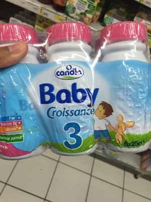 Baby croissance 3 - Produit - fr