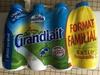 GrandLait Demi-écrémé (format familial) - Produit