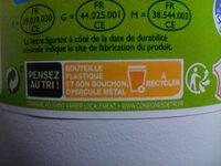 GrandLait - Demi-écrémé - Instruction de recyclage et/ou information d'emballage - fr