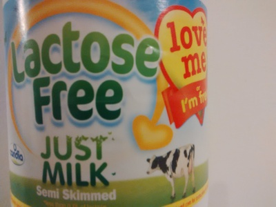 Candia Lactose Free - Just Milk semi skimmed - Product