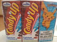 Candy'up chocolat - Producto