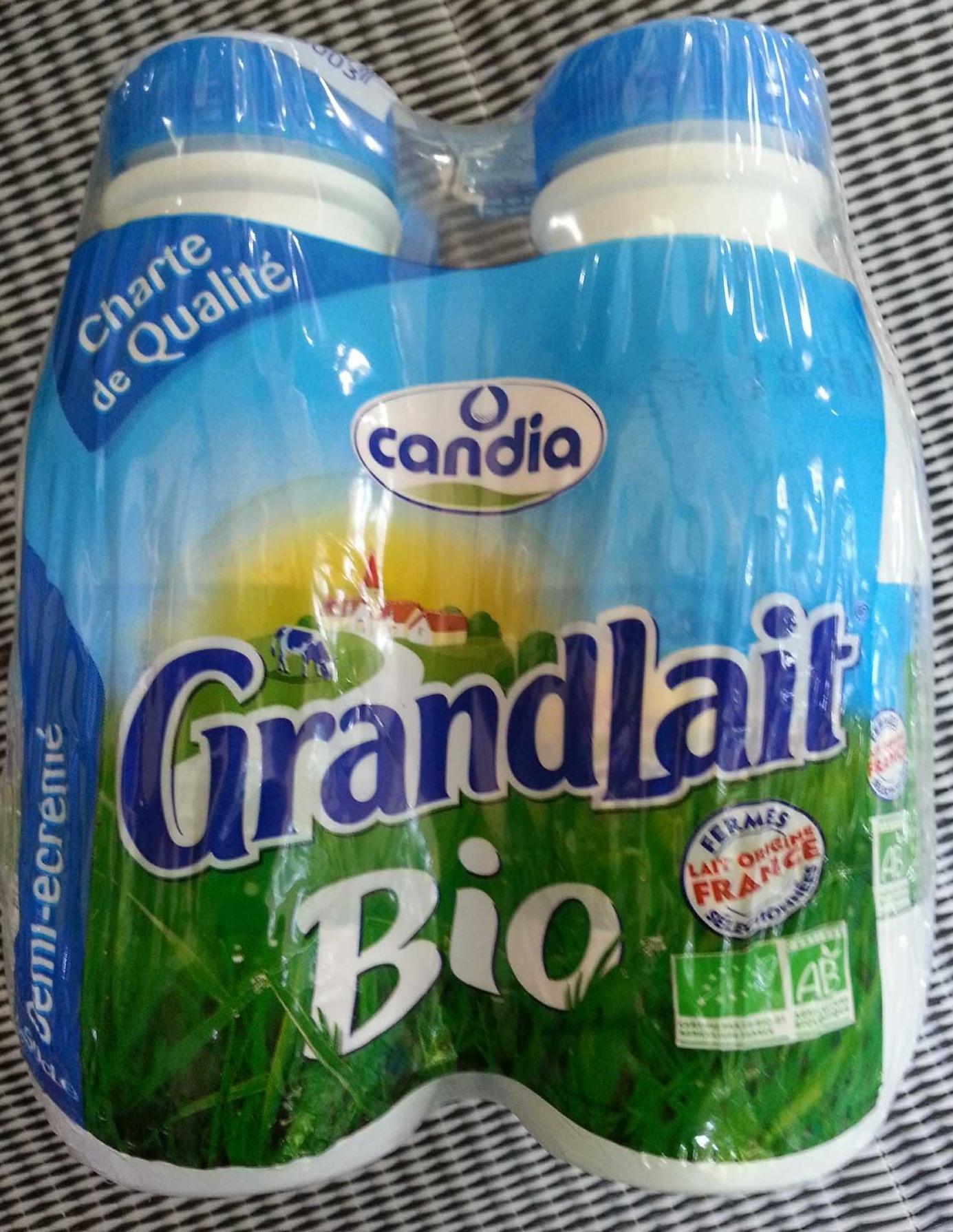 GrandLait Bio - Produit - fr