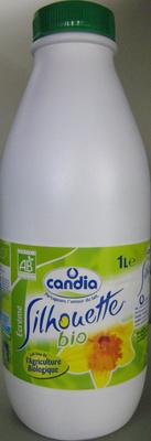 Silhouette bio Écrémé - Product - fr