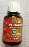 Fleur d'oranger - Product