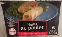 Nems au poulet - Product - fr