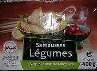 Samoussas aux légumes - Product - fr