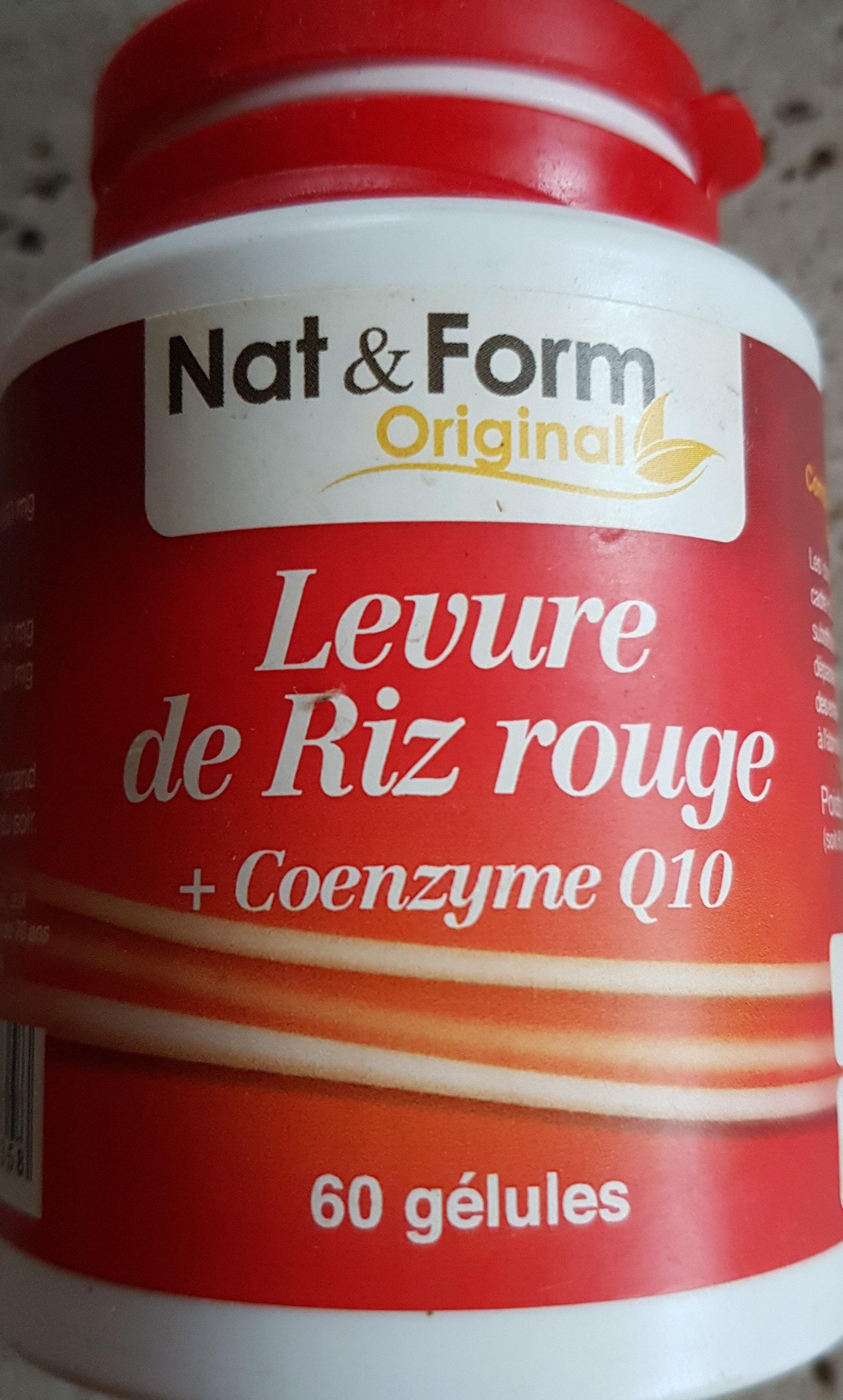 levure de riz rouge - Product - fr
