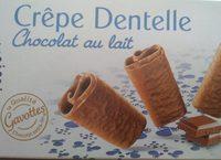 Gavottes crêpes dentelle chocolat au lait - Product - fr