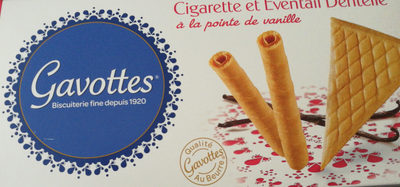 Crepes Pour Dessert Asst. 100G Les Gavottes - Product