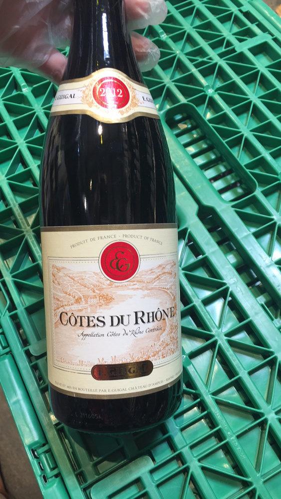 Côtes du Rhône - Product - en