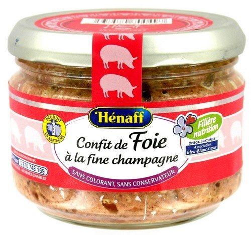 Confit de Foie à la Fine Champagne - Product - fr
