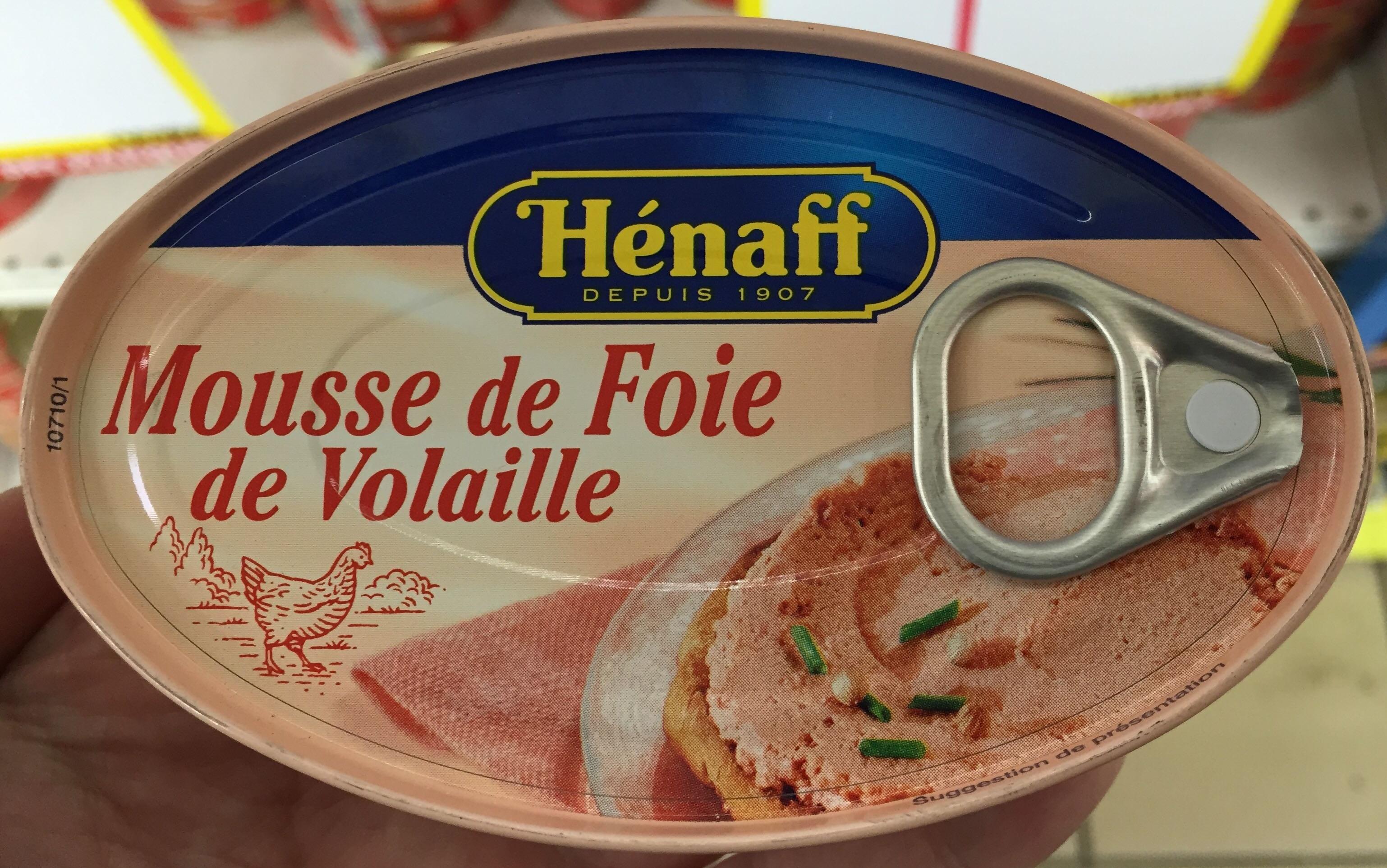 Mousse de Foie de Volaille - Product