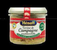 Henaff Terrine De Campagne Traditionnelle - Produit - fr