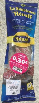 Le Saucisson Hénaff - Product