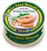 Le Pâté Hénaff Ail & Fines herbes - Produit