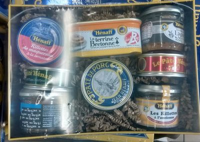 Panier Gourmand - Product