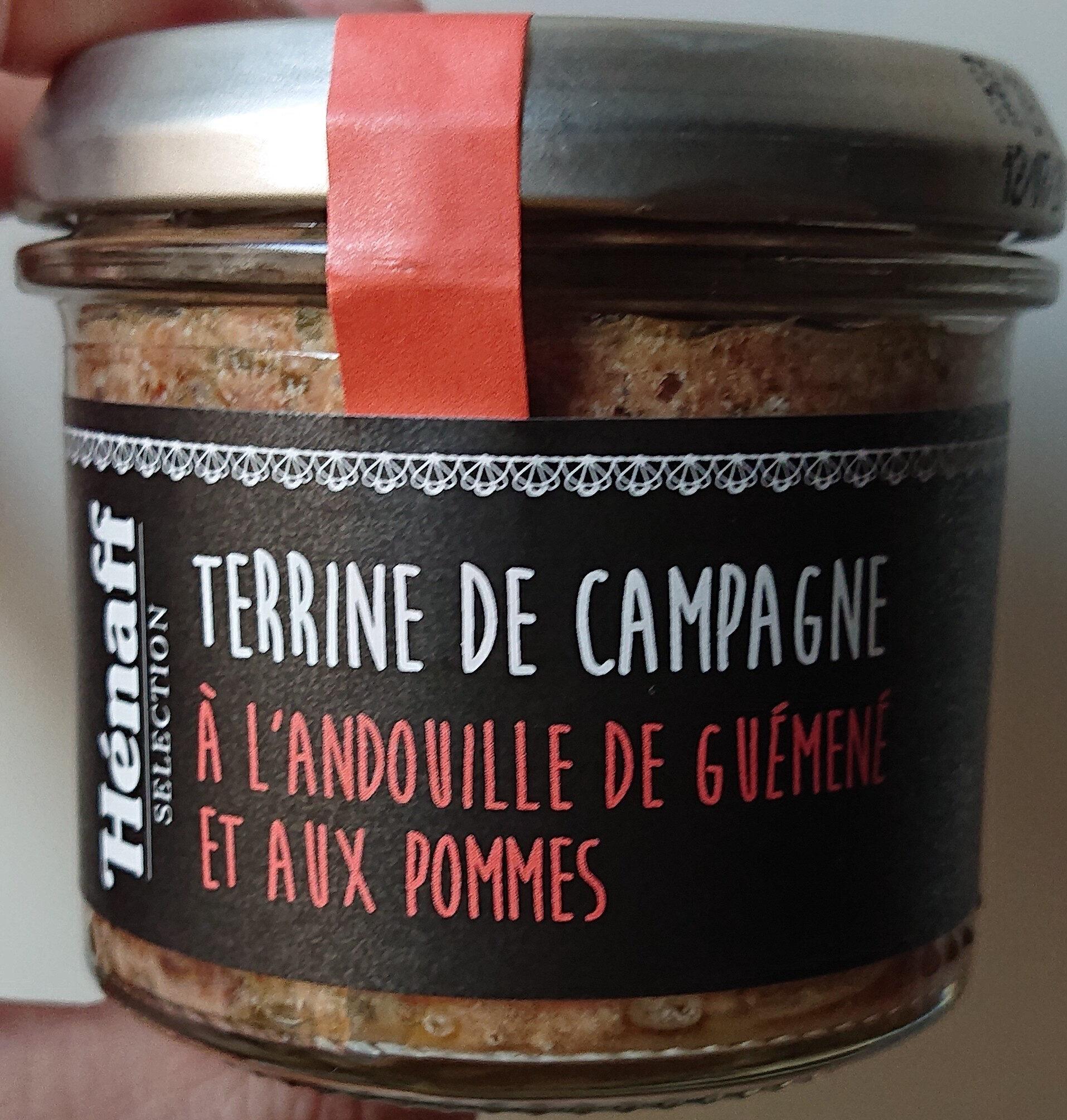 Terrine de campagne - Product - fr