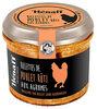 Rillettes de poulet rôti au agrumes - Product