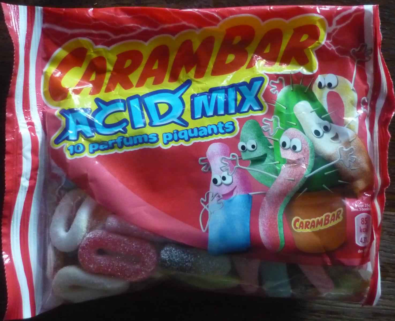 Carambar Acid Mix - Produit