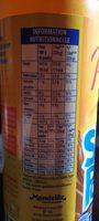 Super Poulain - Informations nutritionnelles - fr