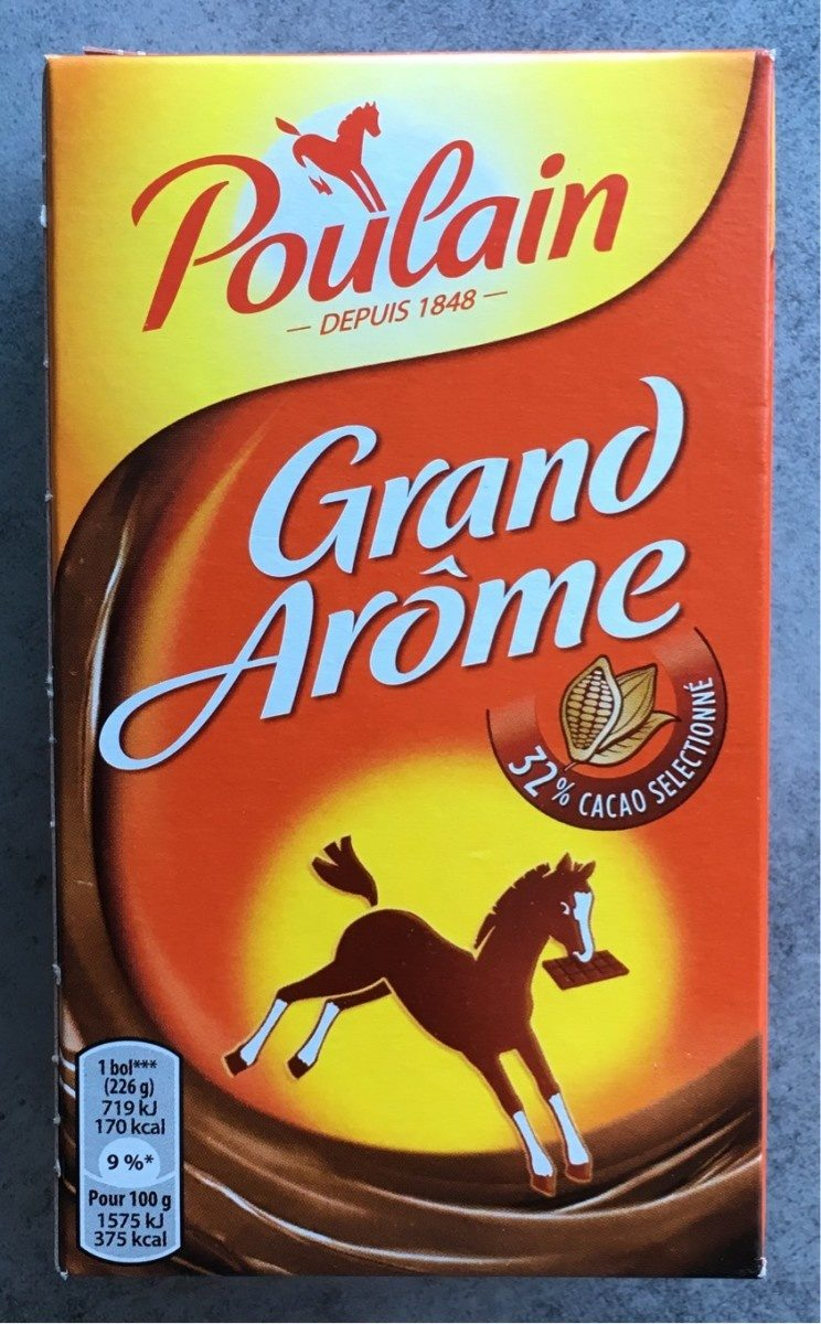 grand arôme 32% cacao sélectionné - Producto - fr