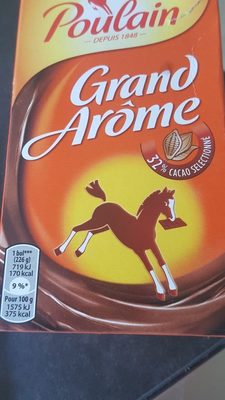 grand arôme 32% cacao sélectionné - Ingredientes - fr