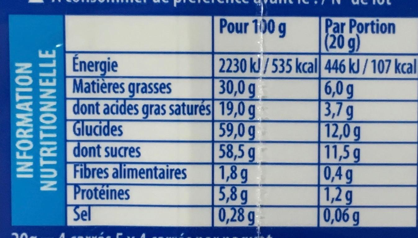 valeur nutritionnelle du soja pdf