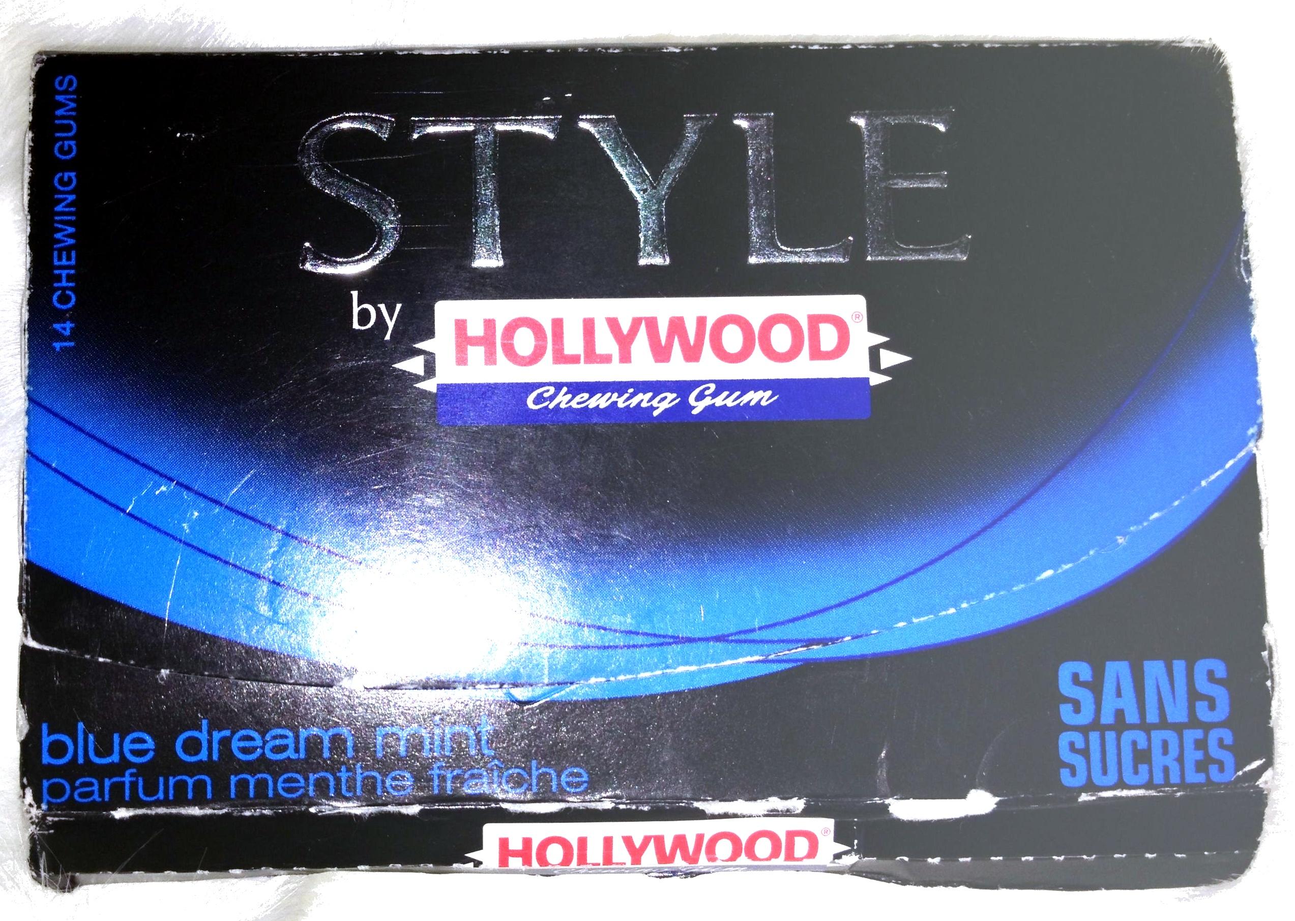 Style blue dream mint - Produit