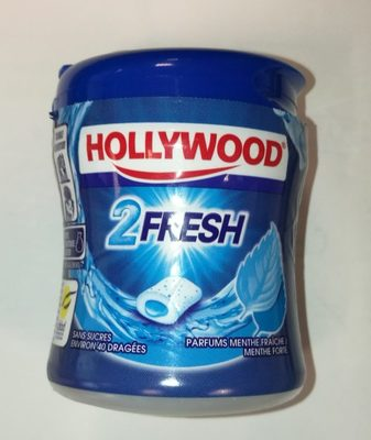Hollywood 2 Fresh - Produit - fr