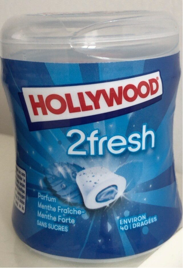 Hollywood 2 Fresh - Product - fr