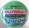 Hollywood 2 Fresh Parfum Menthe verte Chlorophylle - Product