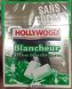 Blancheur parfum Menthe Verte - Produit