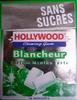 Hollywood Blancheur parfum Menthe Verte - Produit