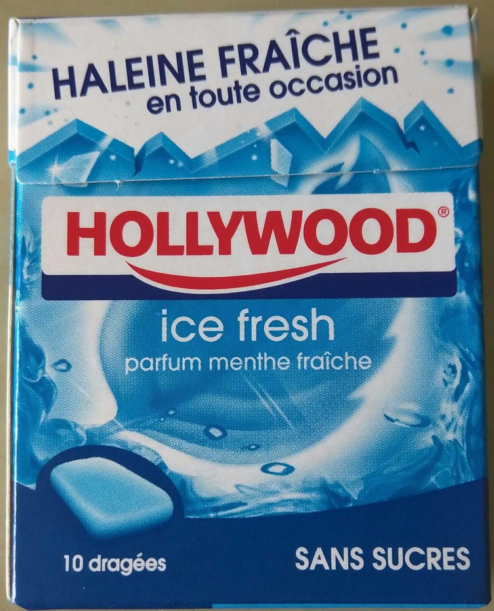 Hollywood Ice Fresh - Produit - fr