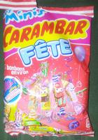 Les Minis carambar fête - Produit