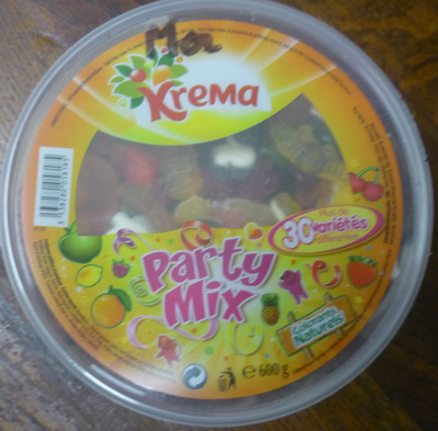 Party Mix - Produit - fr