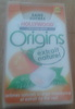 Chewing gum Origins Hollywood sans sucre arômes orange mandarine et extrait de thé vert - Product