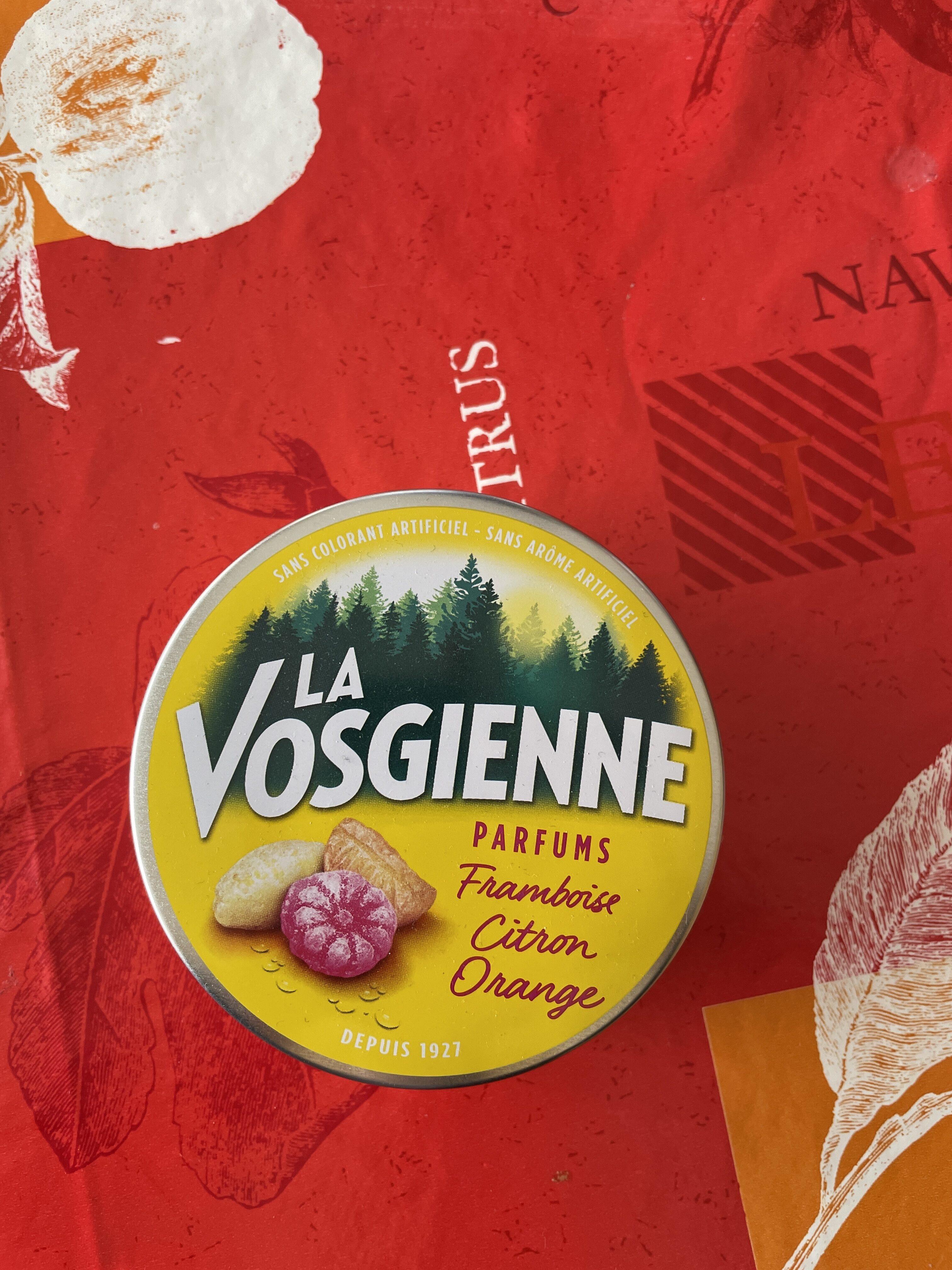 La Vosgienne Parfums Framboise Citron Orange - Product - fr