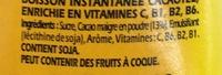 Super Poulain - Ingrediënten - fr