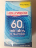 chewing gum 60 minutes de fraîcheur parfum menthe forte - Produit