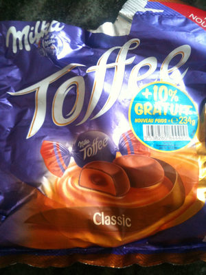 Toffee Classic (+10% gratuit) - Product