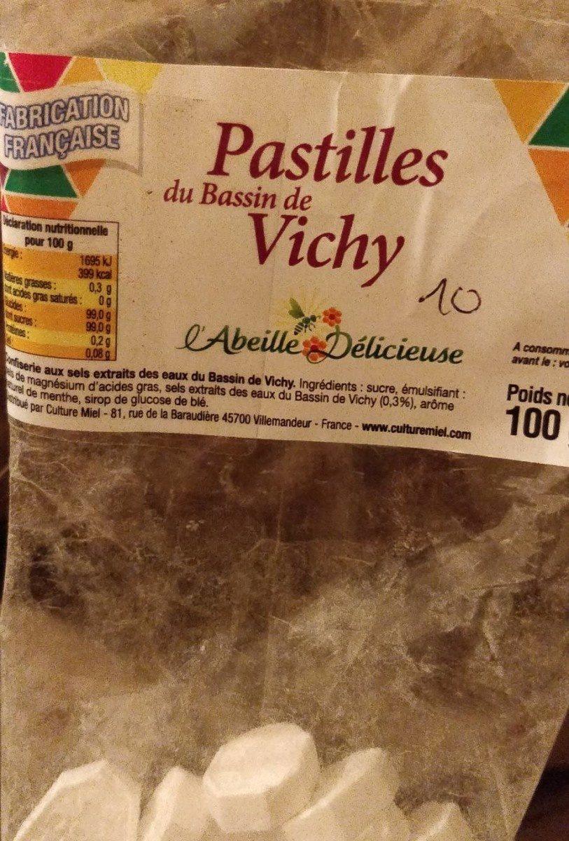 Pastilles du bassin de vichy - Product - fr