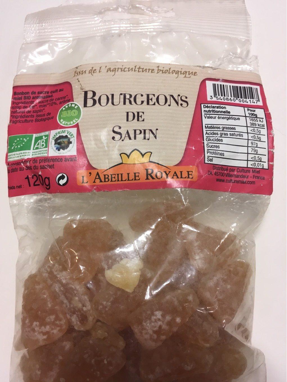 Bourgeons Sapin Au Miel - Product - fr