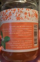 Miel d'Oranger - Ingrediënten